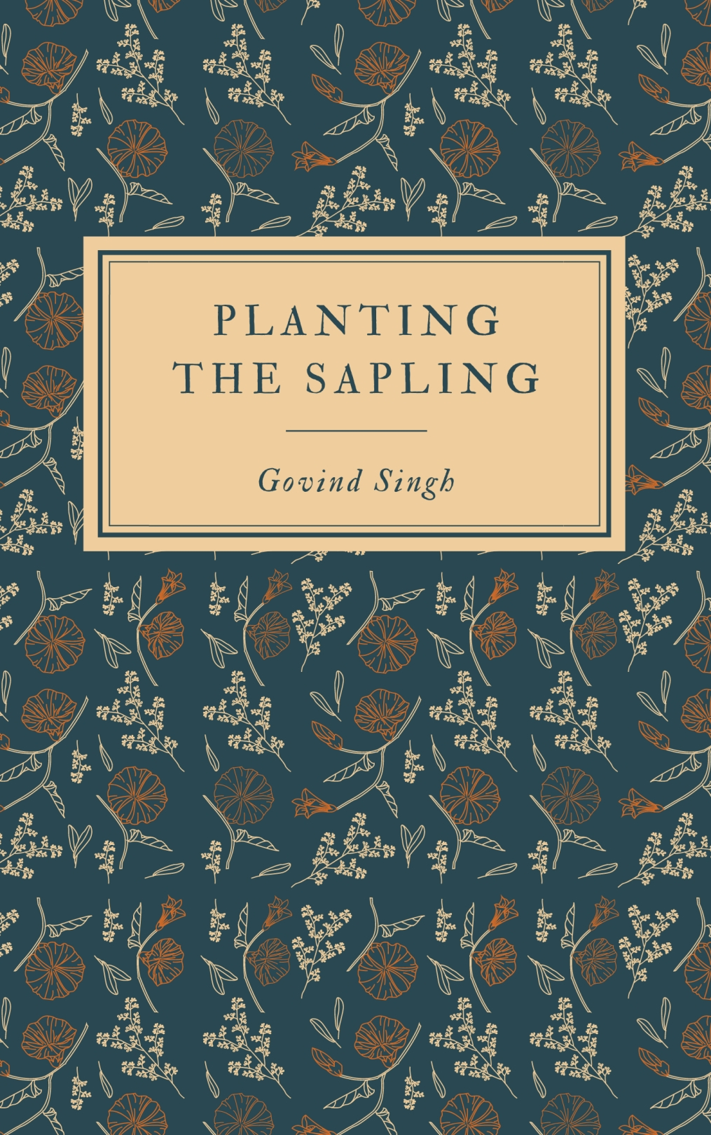Book Cover of Planting the Sapling